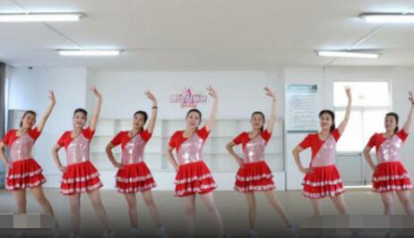 动动广场舞摇呀摇_塘兴园广场舞《社会摇》网红步子舞16步 MP4视频和MP3舞曲下载