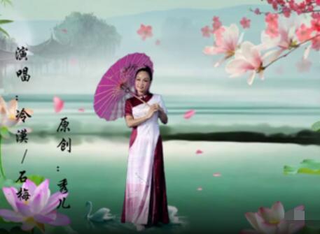 广场舞最美新娘_广场舞水乡新娘视频大全分解教学含舞曲下载 - 平静广场舞