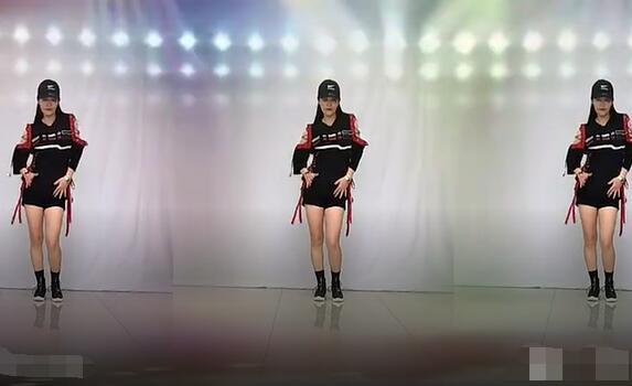 广场舞最美新娘_正点广场舞《最美的伤口》网红64步 背面演示及分解教学 编舞 ...