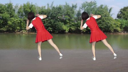 广场舞最美的新娘_微妙广场舞《祖国是我永远的家》三步舞含分解动作教学教学含 ...