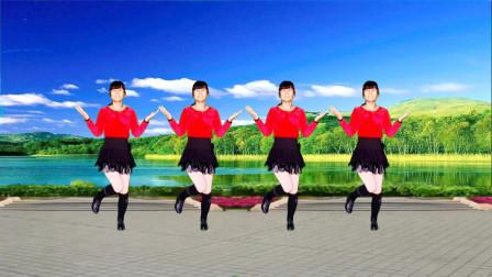 广场舞草原绿了_广场舞《草原情哥哥》歌曲欢快动感简单好看又好学 - 平静广场舞