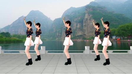 广场舞我得意的笑_4岁小女孩领跳《蹦迪舞》我就是盯着娃看边上的大人成空气了 ...