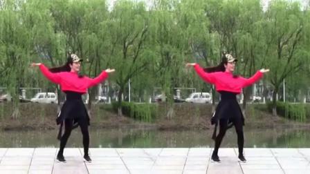 双人舞慢四步_龙岩建春广场舞轻舞飞扬编舞応子广场舞蹈视频 - 平静广场舞